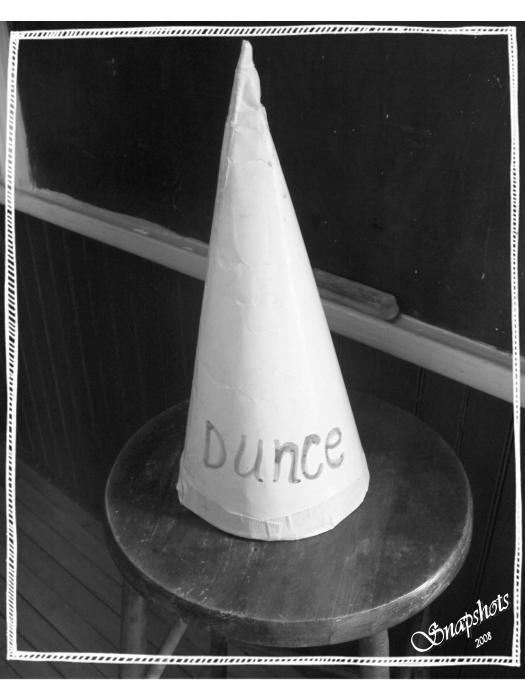 Dunce-cap-emily-kelley[1]